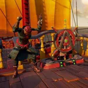 Gamescom 2021 | gc2021 - Sea of Thieves s'offre un événement temporaire Borderlands jusqu'au 7 septembre