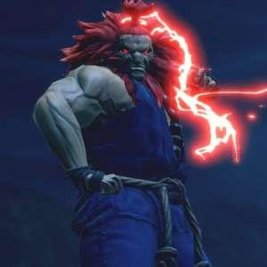 Akuma de Street Fighter vient chasser dans Monster Hunter Rise