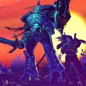 Gamescom 2021   gc2021 - Valfaris : Mecha Therion est une suite qui change de genre