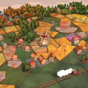 Le jeu de réflexion rural Dorfromantik lance enfin son mode créatif