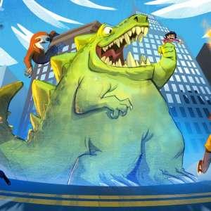 Gamescom 2021 | gc2021 - Avec Terror of Hemasaurus, Loren Lemcke fait son Rampage