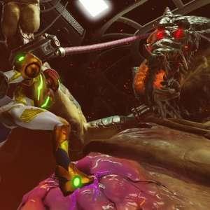 Un Chozo s'en prend à Samus dans la nouvelle bande-annonce de Metroid Dread