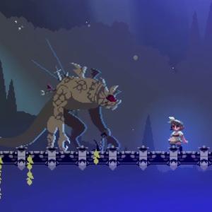 Bombservice dévoile Momodora : Moonlit Farewell avec un premier aperçu de gameplay