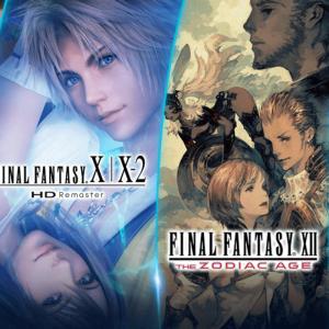 Cinq jeux Final Fantasy s'annoncent sur le PlayStation Now