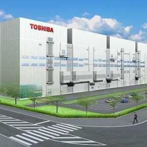 Pénurie de composants : Toshiba table sur au moins une année de plus