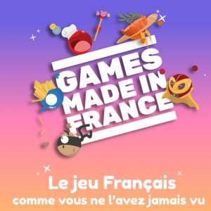 L'événement en ligne Games Made in France revient du 21 au 24 octobre
