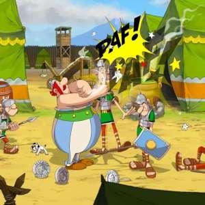 Microids signe pour trois autres jeux Astérix et Obélix d'ici 2026