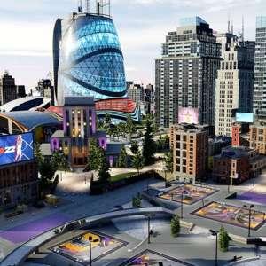 NBA 2K22 : la Ville fait son retour sur PS5 et Xbox Series