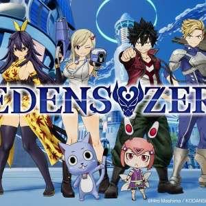 Konami dévoile Edens Zero : Pocket Galaxy sur iOS et Android