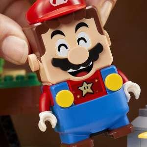 LEGO s'attaque à Super Mario 64 avec un nouveau set