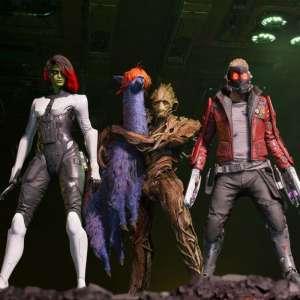 Playstation showcase du 09/09/21 - Marvel's Guardians of the Galaxy à l'honneur dans une nouvelle bande-annonce