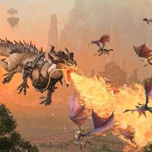 Avec Grand Cathay, la fantasy orientale s'invite dans Total War : Warhammer 3