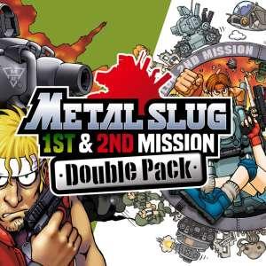 SNK lance un Metal Slug 1st & 2nd Mission Double Pack sur Switch