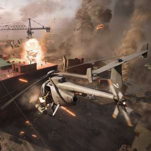 La sortie de Battlefield 2042 est repoussée d'un mois
