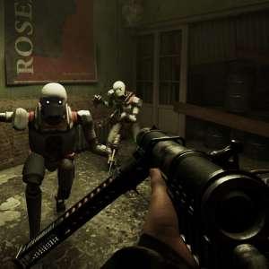Le FPS dystopique et surréaliste Industria s'annonce pour le 30 septembre