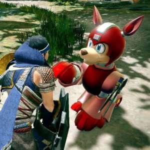 C'est au tour de Mega Man de collaborer avec Monster Hunter Rise
