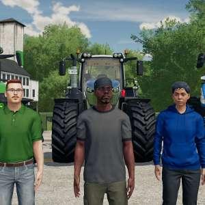 Farming Simulator 22 adopte à son tour le cross-play