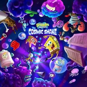 THQ Nordic annonce Bob l'Eponge : The Cosmic Shake sur PC et consoles