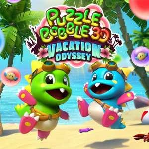 Puzzle Bobble 3D : Vacation Odyssey sortira le 5 octobre sur PS5, PS4 et PS VR