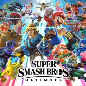 Nintendo direct du 24/09/21 - L'ultime personnage de Super Smash Bros. Ultimate se révelera le 5 octobre