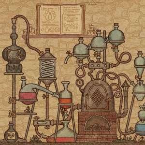 L'étonnant Potion Craft s'est déjà écoulé à 100 000 exemplaires