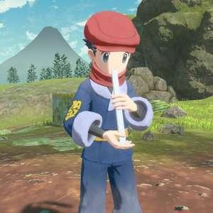 Légendes Pokémon : Arceus se remontre avec de nouvelles informations