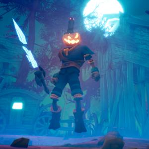 Pumpkin Jack sera disponible sur PS5 et Xbox Series pour Halloween