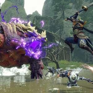 Tokyo game show 2021 (tgs) - Monster Hunter Rise sortira le 12 janvier 2022 sur PC