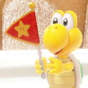 Mario Party Superstars servi sur un plateau