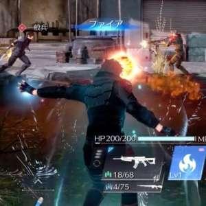 Tokyo game show 2021 (tgs) - Square Enix présente les classes de personnages de Final Fantasy VII : The First Soldier en vidéo
