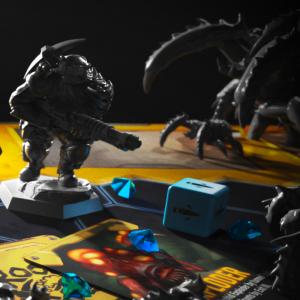 Un jeu de plateau Deep Rock Galactic est en préparation