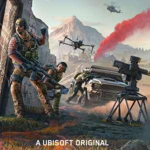 Ubisoft annonce le battle royale Ghost Recon Frontline