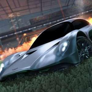 L'Aston Martin Valhalla de James Bond débarquera demain dans Rocket League