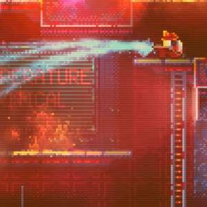 Sébastien Benard, lead designer de Dead Cells, annonce Nuclear Blaze pour le 18 octobre