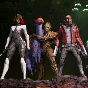 Eidos Montreal dévoile la liste des morceaux sous licence pour Marvel's Guardians Of The Galaxy