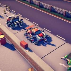 Couvé par Square Enix, Circuit Superstars se lance sur Xbox One et PC