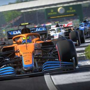 F1 2021 passe la seconde mise à jour avec le circuit d'Imola