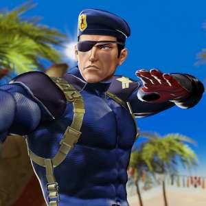 The King of Fighters XV : Heidern prend son ticket pour le grand tournoi