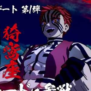 Demon Slayer - The Hinokami Chronicles présente ses deux premiers démons, Rui et Akaza