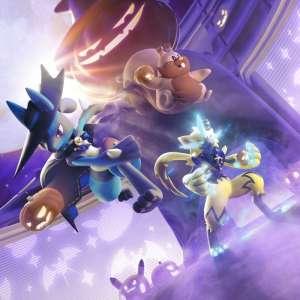 Un événement d'Halloween et Rongrigou s'invitent dans Pokémon Unite