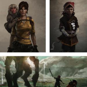 Tomb Raider : Crystal Dynamics dévoile ce qu'aurait pu être le reboot horrifique