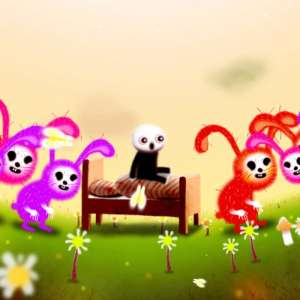 Happy Game : une nouvelle date pour le faux jeu mignon d'Amanita