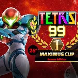 Metroid Dread s'invite dans un Grand Prix de Tetris 99