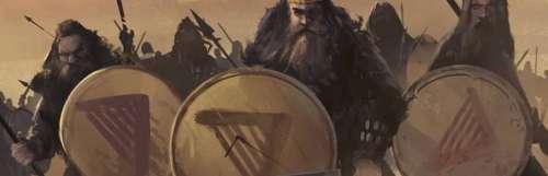 Preview - On a joué à Total War Saga - Thrones of Britannia