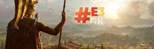 Preview / #e3gk - Assassin's Creed Odyssey va Persée sur Internet
