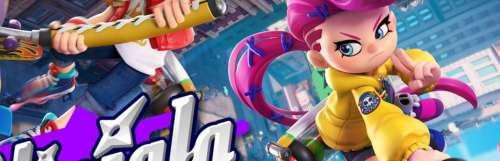 Preview / tokyo game show 2018 (tgs) - Ninjala, les débuts prometteurs de la Splatoon-ploitation