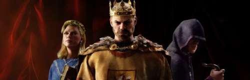 Preview - Crusader Kings 3 : mon royaume pour un cheval