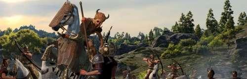 Preview - Total War Saga Troy : un peu poire, mais tellement belle cette Hélène