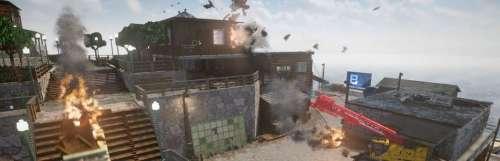 Preview : On a saccagé Teardown, le jeu de braquage entièrement destructible