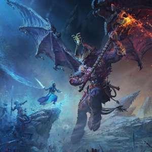 Preview : Total War Warhammer III nous envoie défier Khorne en sa demeure